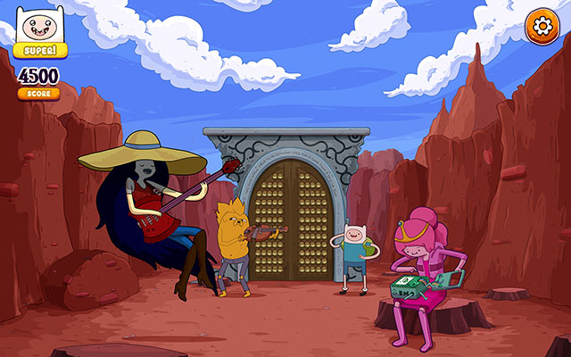 Rockstars of Ooo - Adventure Time - What Was Missing