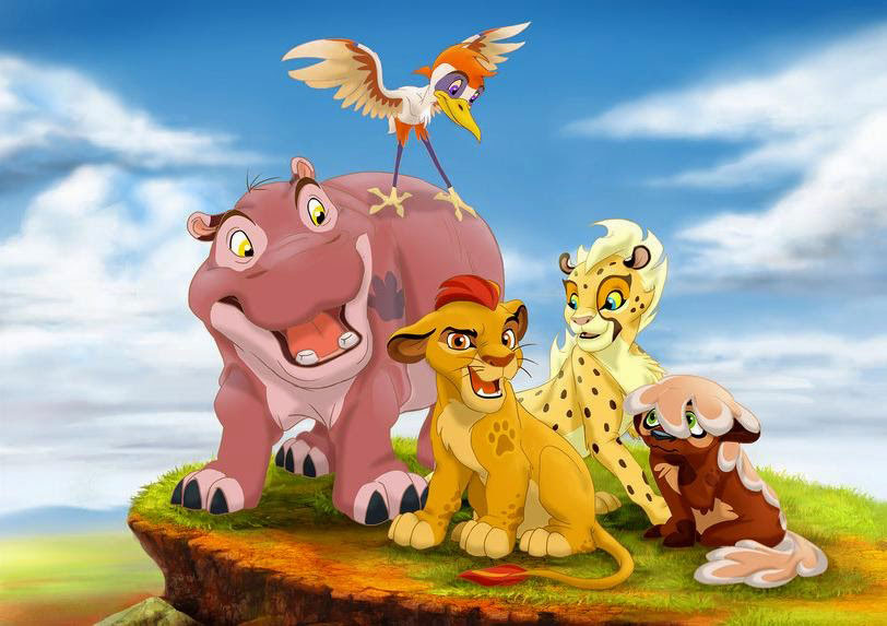 The Lion Guard - Disney Junior