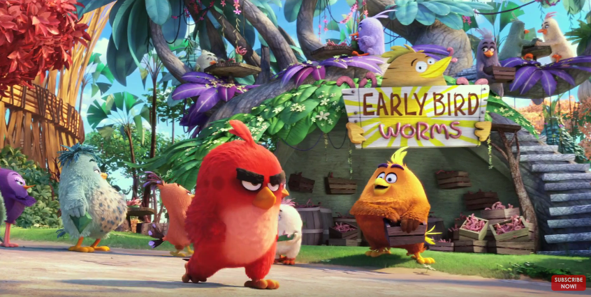 Angry Birds Movie Teaser Trailer
