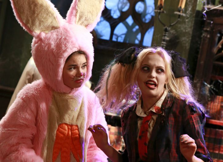 Best Friends Whenever - Monstober - 2015 - Disney Channel Spooktacular