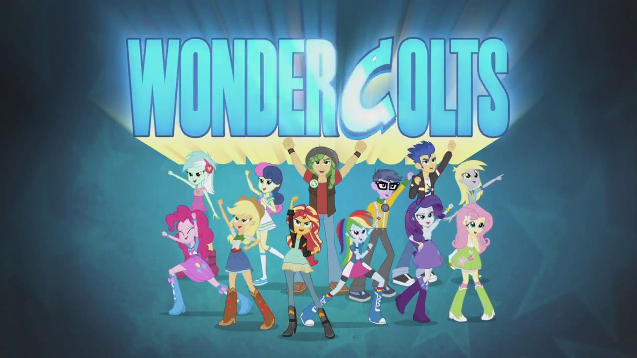 Equestria Girls Friendship Games Lyrics Quiz
