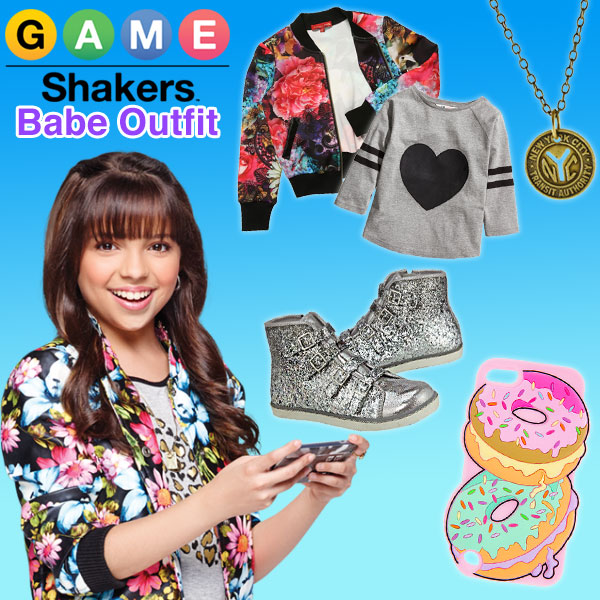 game shakers how to make your own game