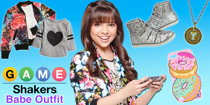 Game Shakers Style Series Babe Outfit | YAYOMG!