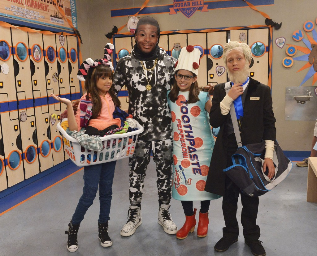 Game Shakers - Nickelodeon Halloween 2015 Lineup