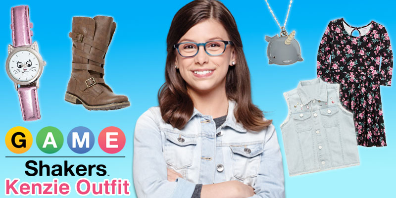 Game Shakers Style Series Kenzie Outfit