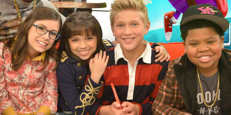 Game Shakers Quiz