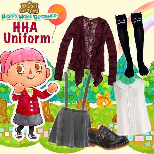 Happy Home Designer - Happy Home Academy Uniform