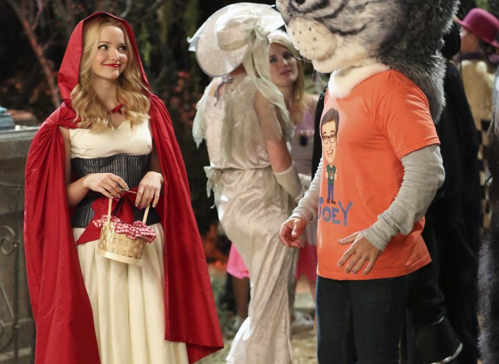 Liv and Maddie - Monstober - 2015 - Disney Channel Spooktacular