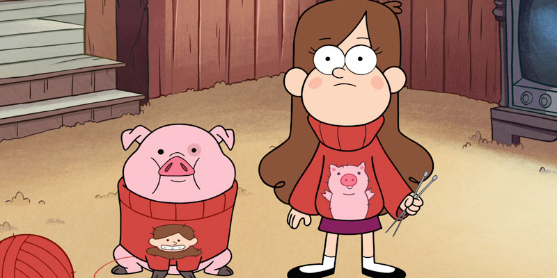 Mabel Pines Sweater Quiz - Which Mabel Pines Sweater Are You?