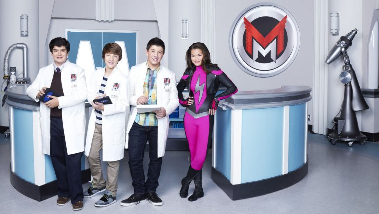 Lab Rats Elite Force