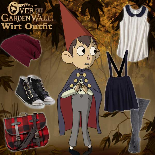 Wirt Outfit Over The Garden Wall Yayomg