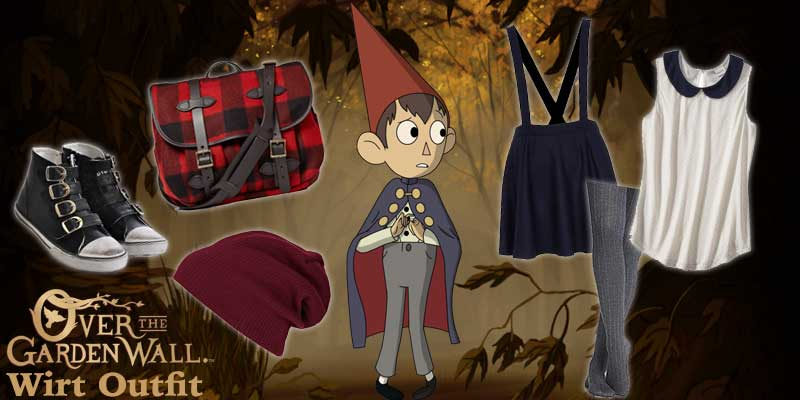 Wirt Outfit Over The Garden Wall
