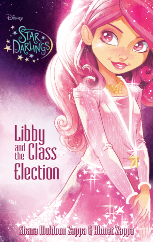Star Darlings Books - Libby