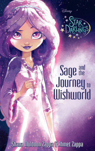 Star Darlings Books - Sage