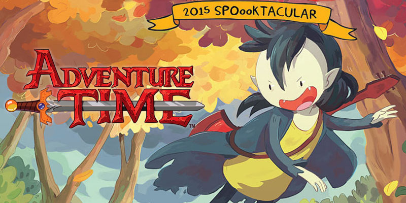 Adventure Time 2015 Spooktacular