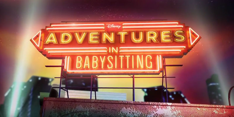 Adventures in Babysitting Teasers