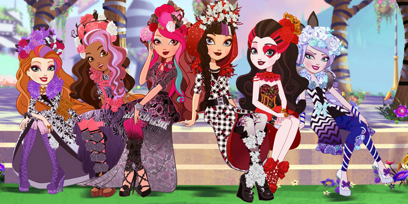 ever after high com