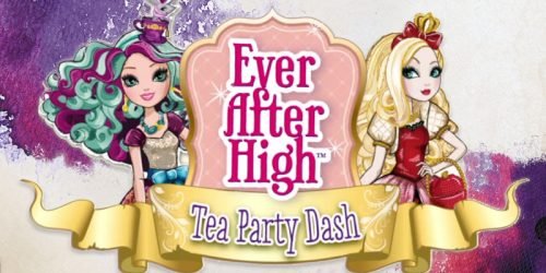 Ever After High: Tea Party Dash