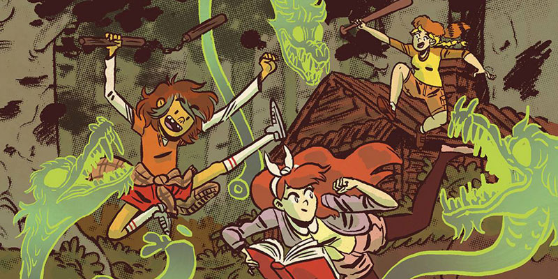 Lumberjanes: Beyond Bay Leaf
