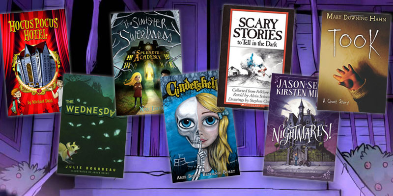 Spooky Reads for Halloween