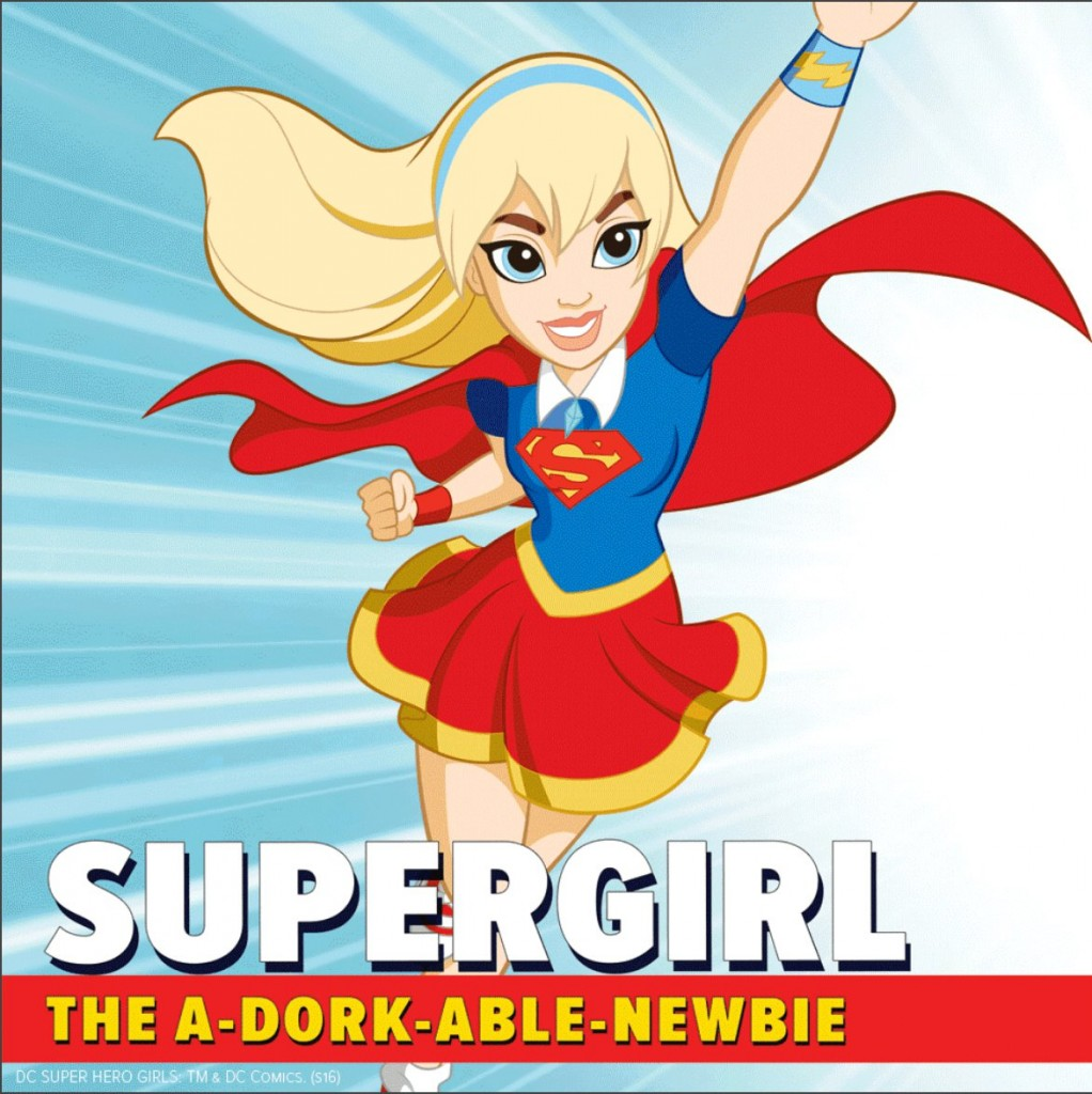 Supergirl - DC Super Hero Girls