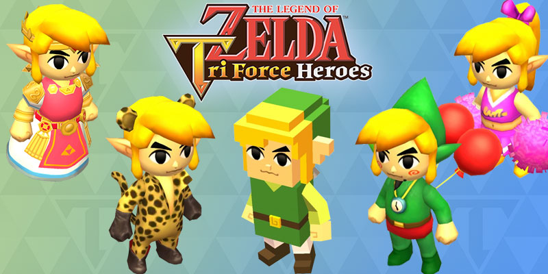 TriForce Heroes Quiz