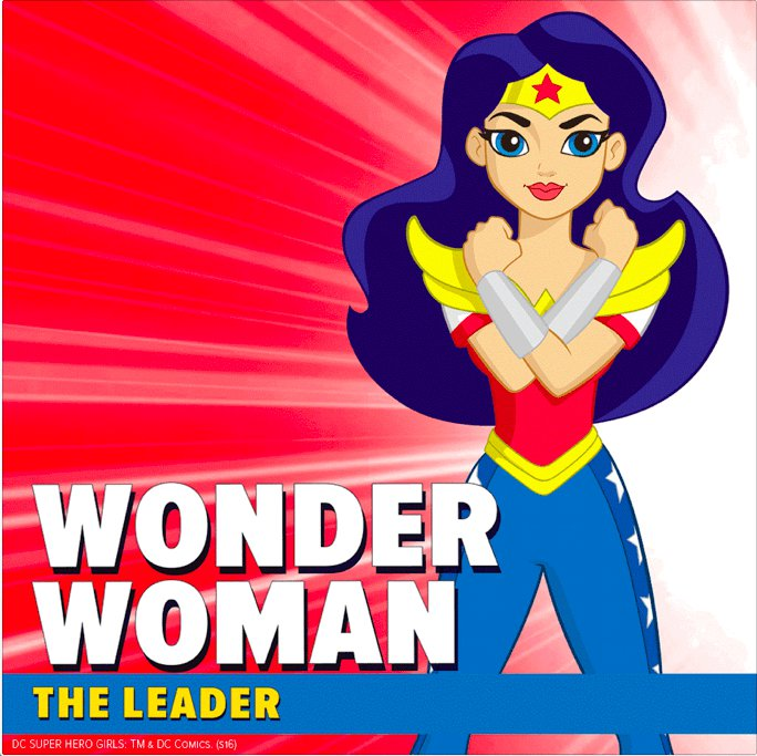 Wonder Woman - DC Super Hero Girls
