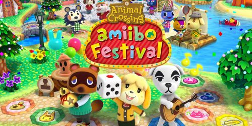 What's the Best Mini-Game in Animal Crossing amiibo Festival?