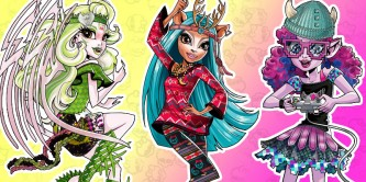 Brand Boo Students Monster High