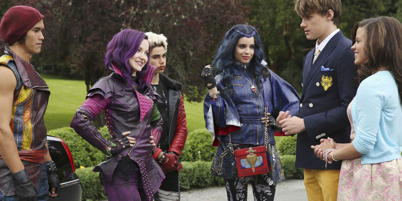Disney Descendants Quotes Quiz