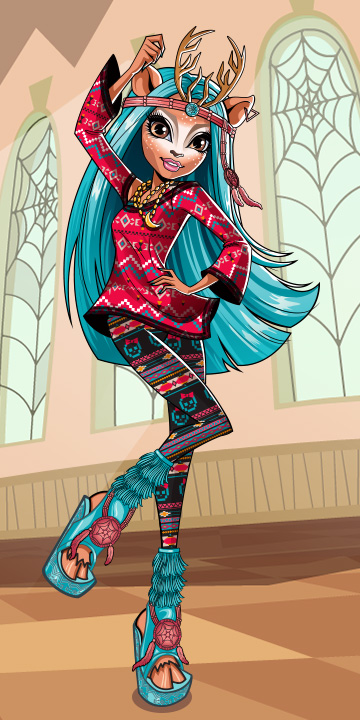 Monster High Character Quiz
