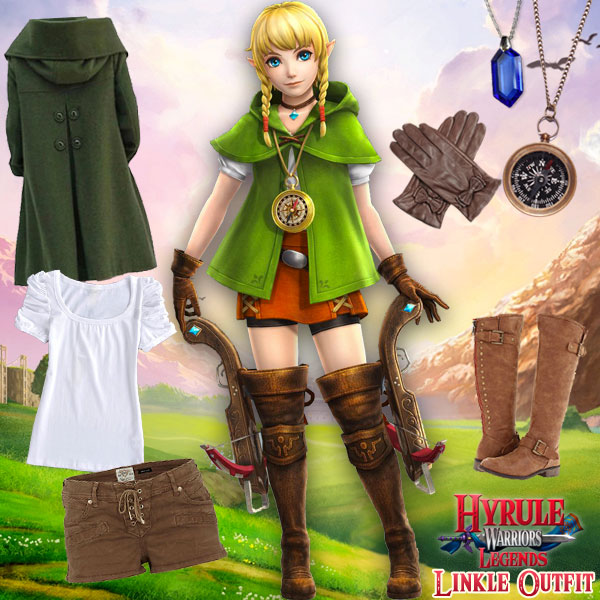 Linkle Outfit - Hyrule Warriors Legends