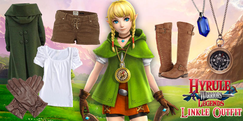 Hyrule Warriors Legends Linkle Outfit Yayomg
