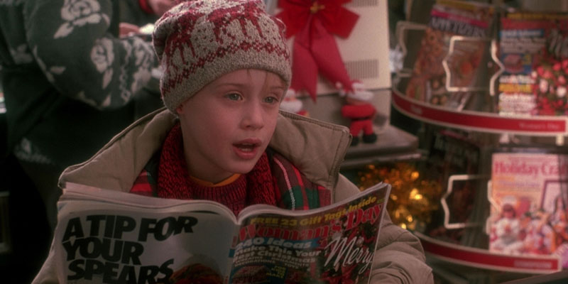 18 Ways Kevin McCallister is BFF-Worthy
