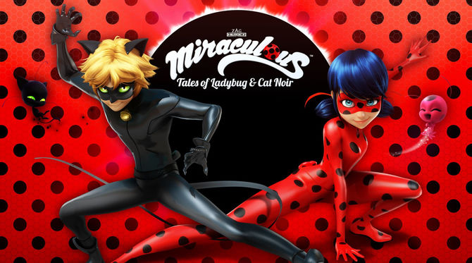 Miraculous Ladybug and Cat Noir Quiz