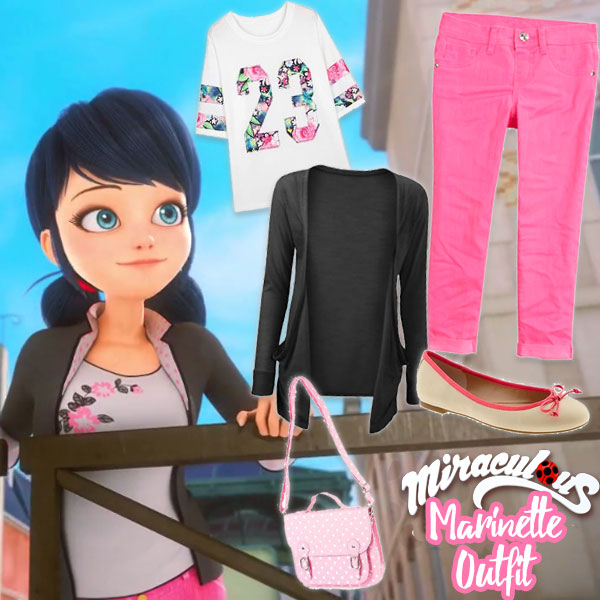 Miraculous Style Series: Marinette Outfit