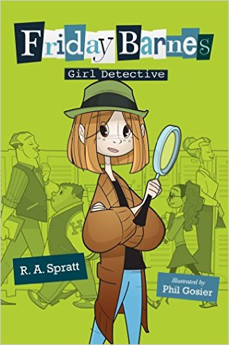 Friday Barnes: Girl Detective