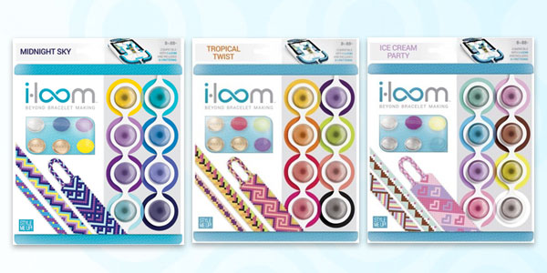 i-loom - Friendship Bracelet Maker