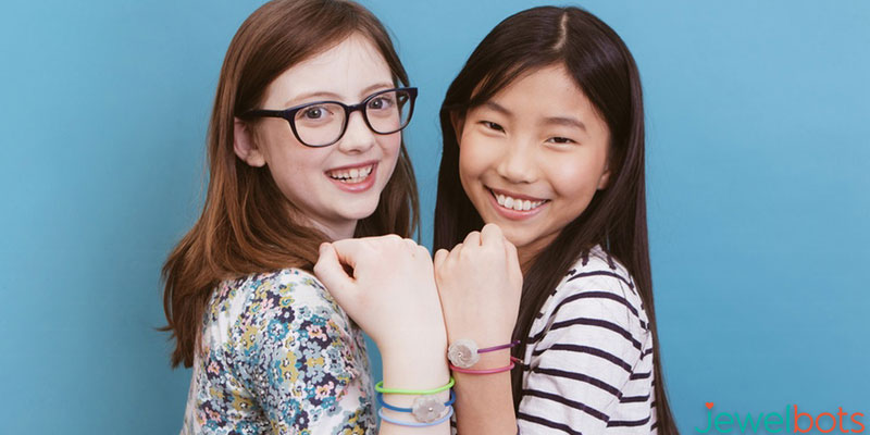Jewelbots Programmable Friendship Bracelets