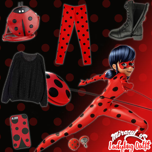 Miraculous Ladybug Outfit