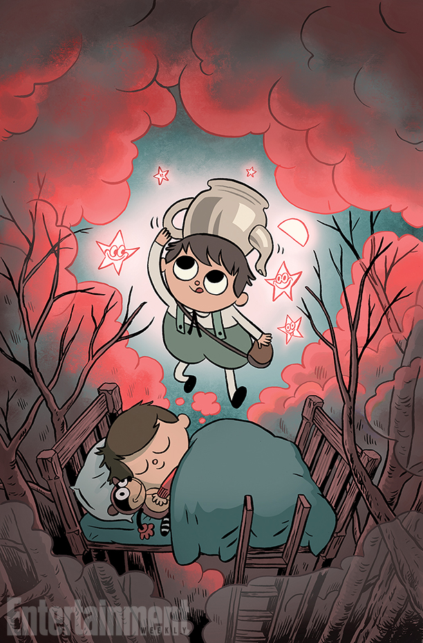 Over the Garden Wall Comic
