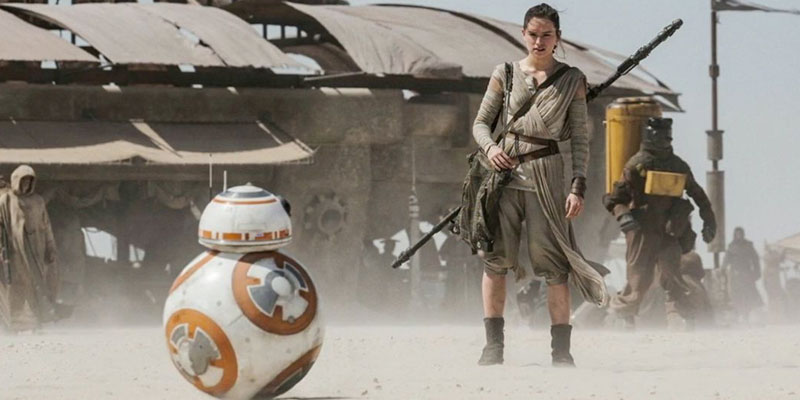 Star Wars Force Awakens Quiz
