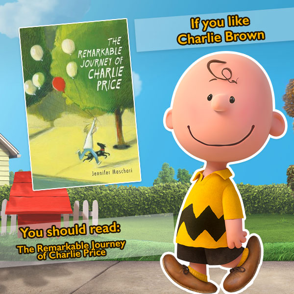 Book Recommendations Based on Your Favorite Peanuts Character