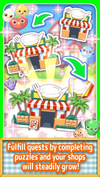 Cooking Mama Let's Cook Puzzle