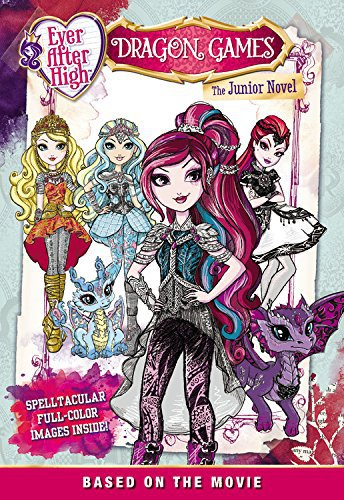 Ever After High: Dragon Games Books