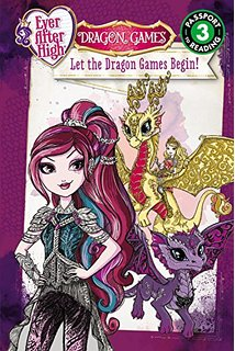 The Ever After High: Dragon Games Books Have Arrived | YAYOMG