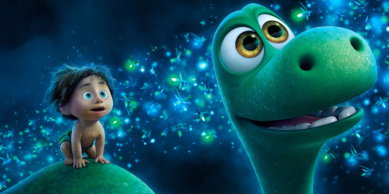 Good Dinosaur Life Lessons