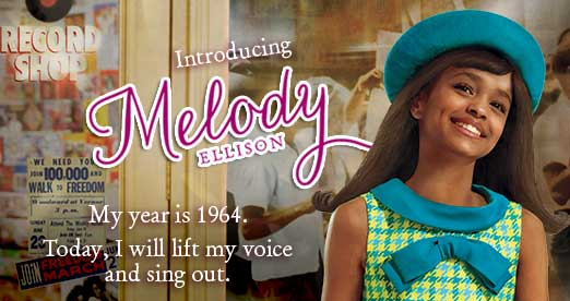 Melody Ellison - BeForever - American Girl