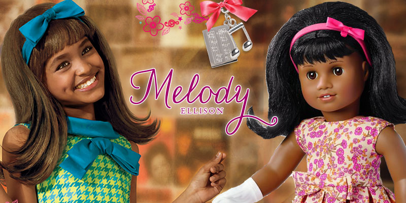 Melody Ellison, the Newest American Girl Doll, Is Finally Here
