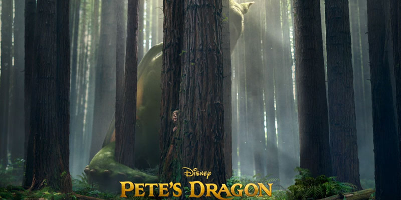 Pete's Dragon Teaser Trailer